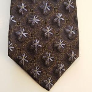 Robert Talbott Studio Floral Silk Tie